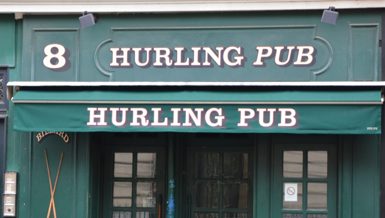 Hurling Pub - Billard Paris