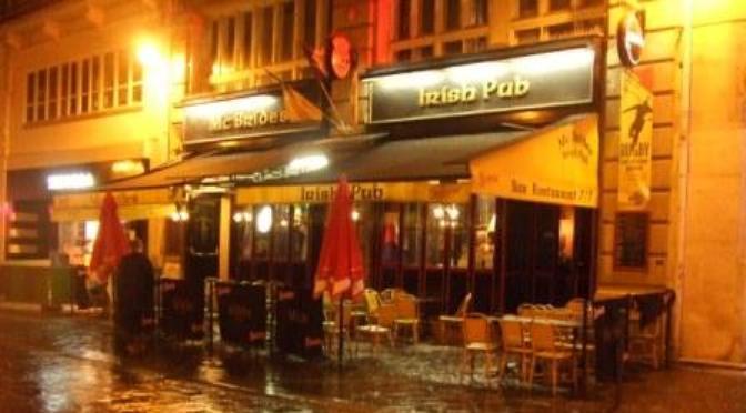 Mc Brides - Billard Paris - Chatelet