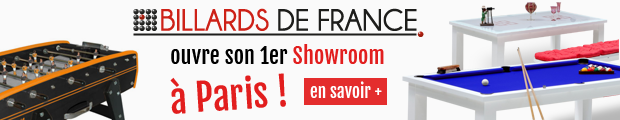 Billard Paris - billards de france